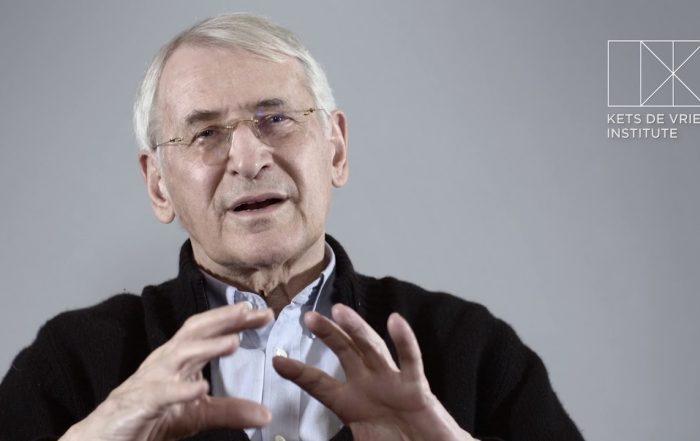 Manfred Kets De Vries,IEDC, INSEAD