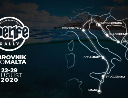 OneLife Rally 2020: Dubrovnik-Malta