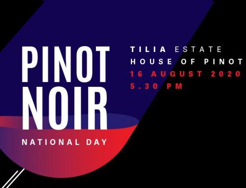 Mednarodni dan modrega pinota v hiši pinotov TILIA